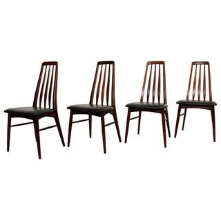 Koefoed Hornslet Danish Rosewood Chairs - 4