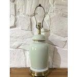 Image of Vintage Frederick Cooper Ginger Jar Lamp