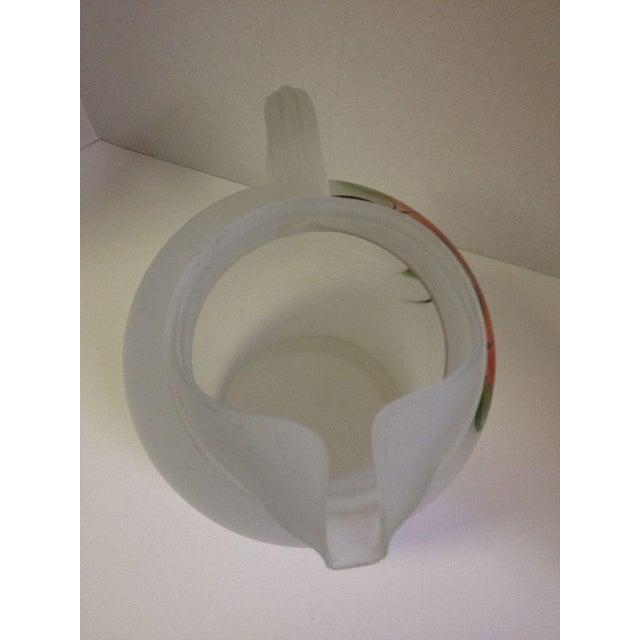 Anchor Hocking Tilt Ball Pitcher & 8 Glasses - Image 8 of 8
