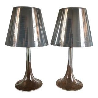 Philippe Starck Miss K. Table Lamps - A Pair