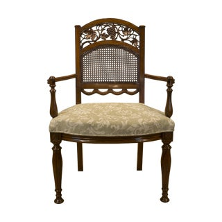 Solid Rosewood Lacerta Armchairs - A Pair