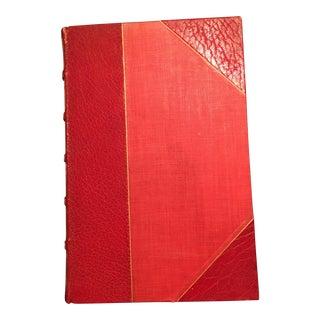 1890s Handley Cross R.S.Surtees Illus Leather