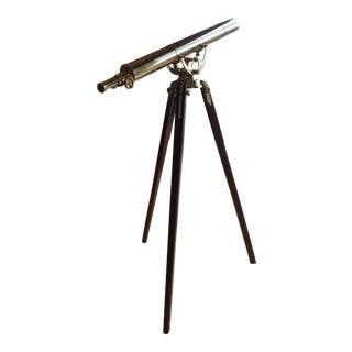 Bausch & Lomb Brass Harbormaster Telescope