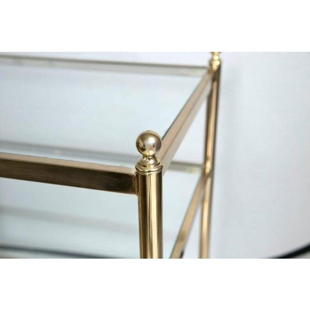 Brass Bar Cart - Image 5 of 5
