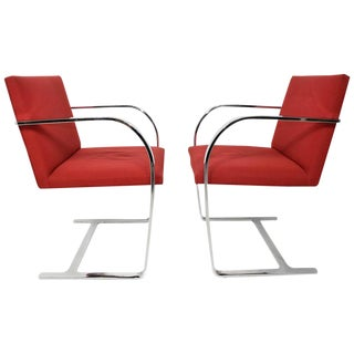 Pair of Brno Chairs by Gordon International