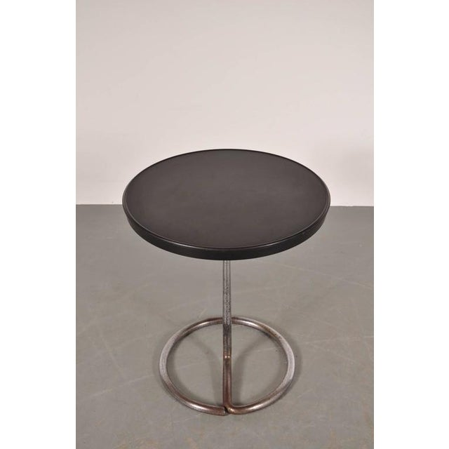 Large Edition Side Table by René Herbst for Stablet, France, 1935 - Image 6 of 10
