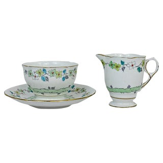 Royal Stafford Tea Set - 3 Pieces