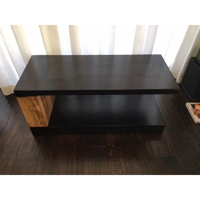Rustic Modern Coffee Table - Image 4 of 6