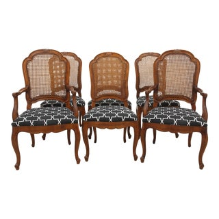 Henredon French Style Dining Chairs - Set of 6