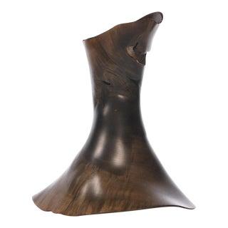 Organic Wood Sculpture by artist Steve Howlett