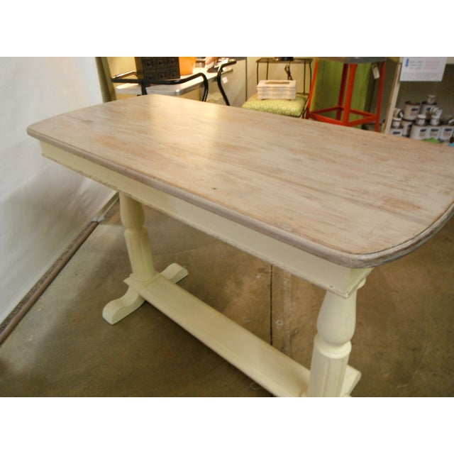 Vintage French Writing Style Desk - Image 6 of 7