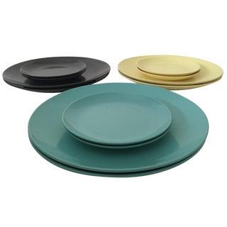 12-Piece Grant Crest Melmac Dinnerware