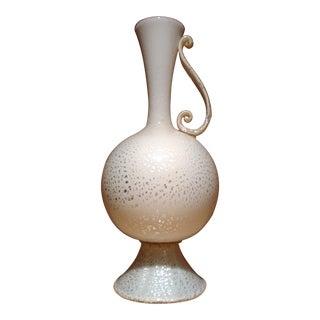 1930s Martinuzzi Murano Sculptural Vase