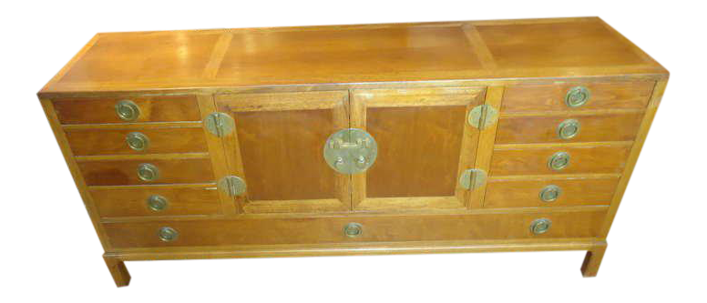 Edward Wormley For Dunbar Sideboard Or Credenza