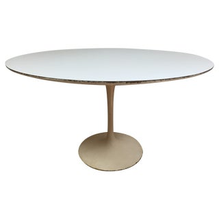 Saarinen for Knoll Vintage Tulip Dining Table