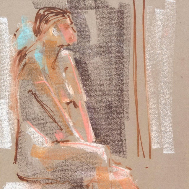 Seated Nude by Virginia Sevier Rogers - Image 2 of 6