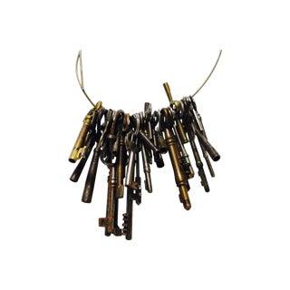 Antique Skeleton & Clock Keys Collection - S/42