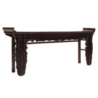 Vintage Sarreid LTD Chinese Gansu Altar Table