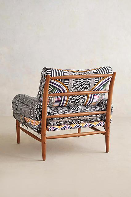 Mara Hoffman For Anthropologie Chair   Image 3 Of 4