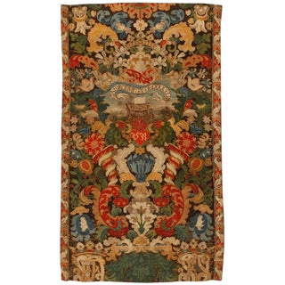 Antique 17th Century French Tapestry