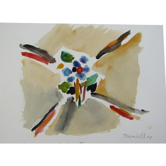 """Violets That Break the Concrete"" - Image 1 of 5"