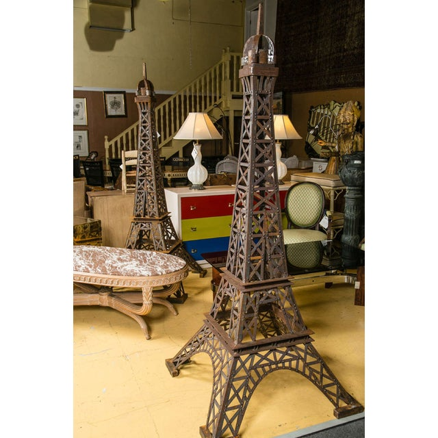 Eiffel Tower Sculpture - Image 8 of 9