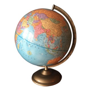 George F. Cram Imperial Globe