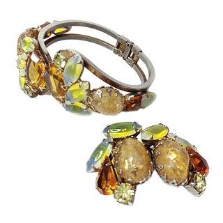 Juliana Clamper & Earring Set