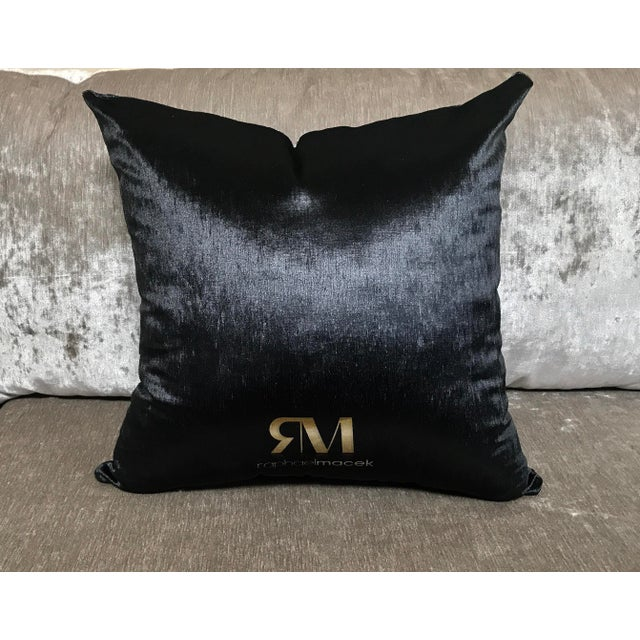 Pair of Velvet Decorative Pillows - Image 5 of 5
