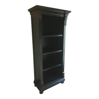 Restoration Hardware St. James Black Bookshelf