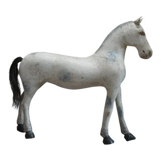 Swedish Horse from the Gemla Toy Factory (#62-66)