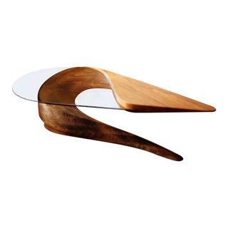 """Serpent II"" Coffee Table, Designed 1995"