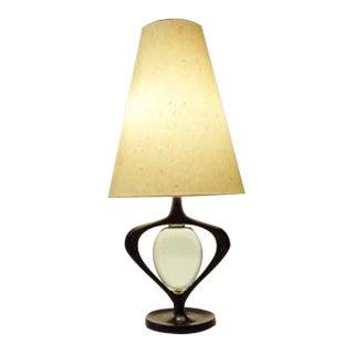 Max Ingrand for Fontana Arte Very Rare Mid Century Table Lamp