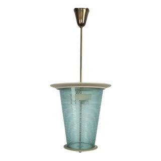 1935 Fontana Arte Pendant Lamp or Lantern