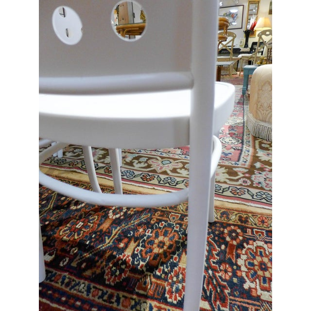 Bentwood & Ply Seat Dining Chairs - Set of 4 - Image 5 of 6