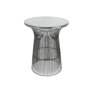 1970s Platner-Style Side Table