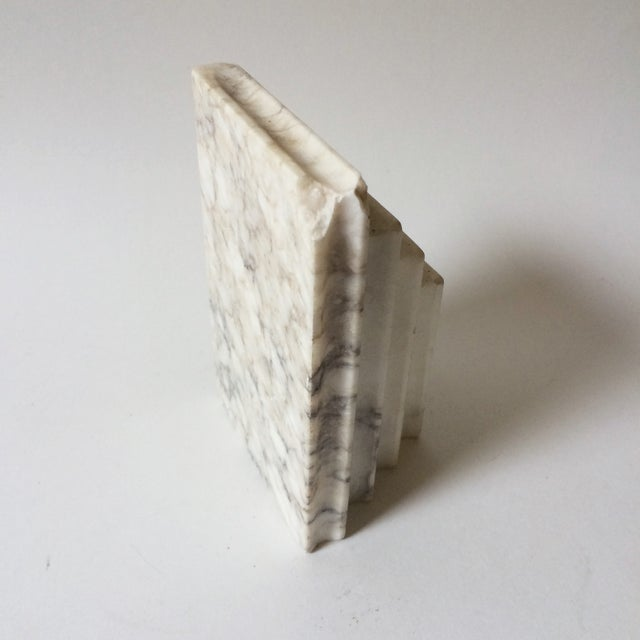 Vintage Marble Bookend - Image 3 of 7