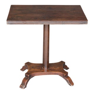 19th Century Narrow Table