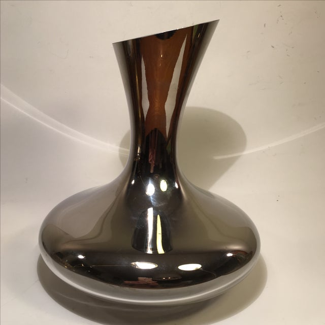 Image of Dorothy Thorpe Style Silver Fade Decanter