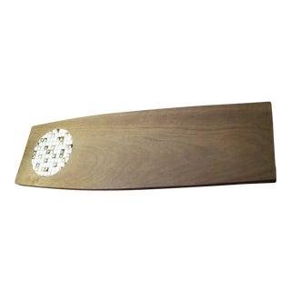 Mid Century Bread & Cheese Board