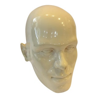 1975 Ara Soner Signed Mannequin Head