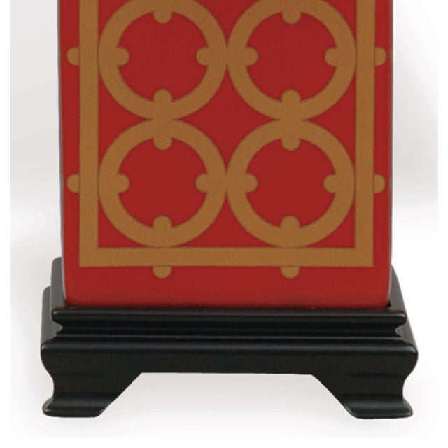 Image of Mini Lamp Red