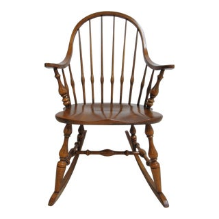 Ethan Allen Circa 1776 Rocking Chair