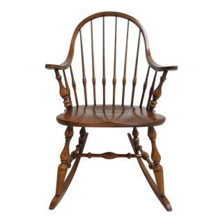 Ethan Allen Circa 1776 Rocking Chair