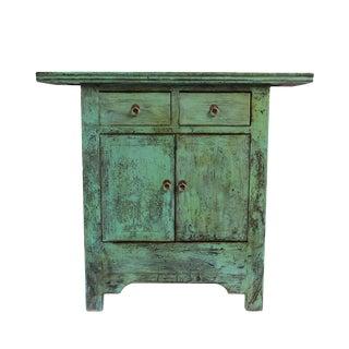 Narrow Entry Cabinet