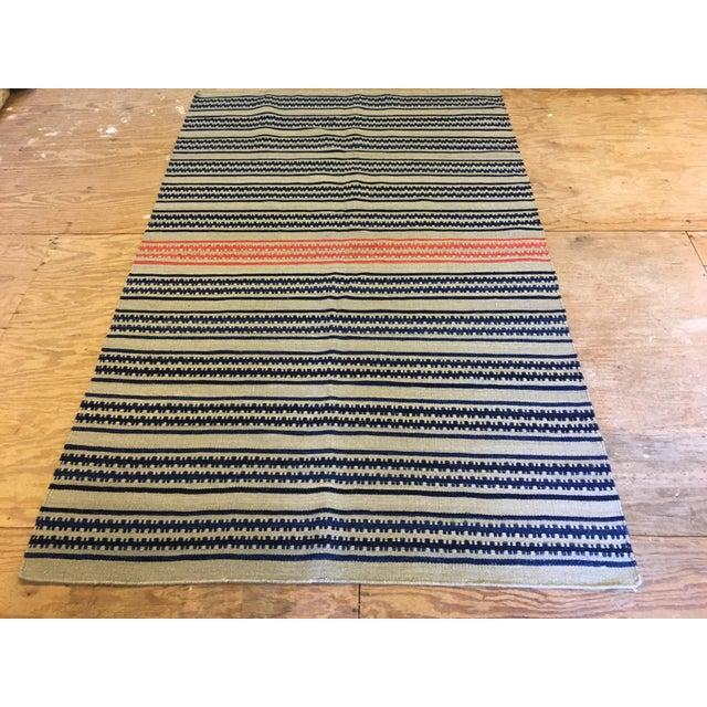 Genevieve Gorder Dokka Striped Rug - 5′ × 8′ - Image 6 of 7