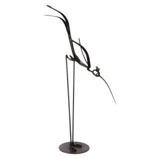 Hess Mid Century Bird Sculpture