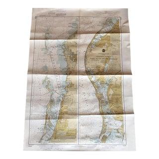 Maps of Tampa Bay Intercoastal Waterway