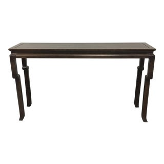 New Hickory Chair Ceylon M2M Console Table