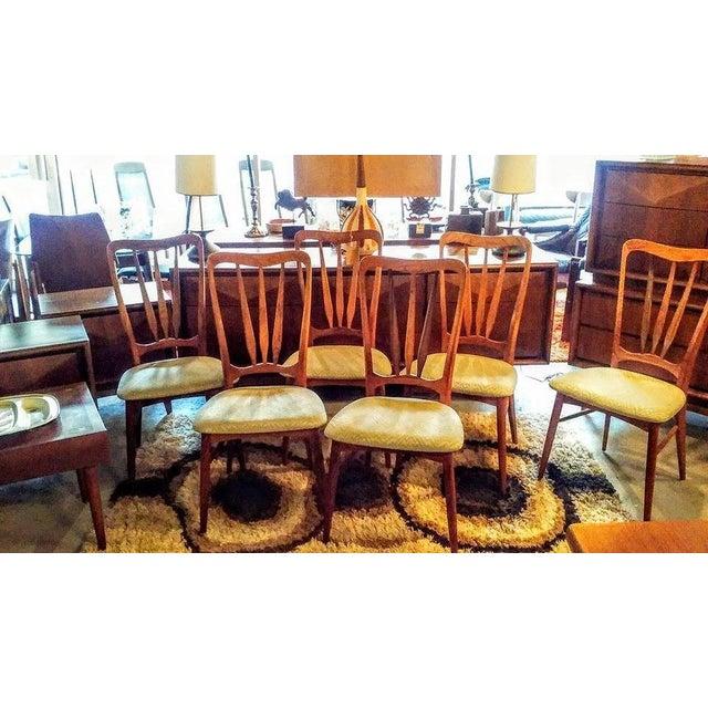 Koefoeds Hornslet Ingrid Dining Chairs - Set of 6 - Image 6 of 7